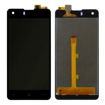 Дисплей Impression ImSmart S471 с тачскрином (Black)