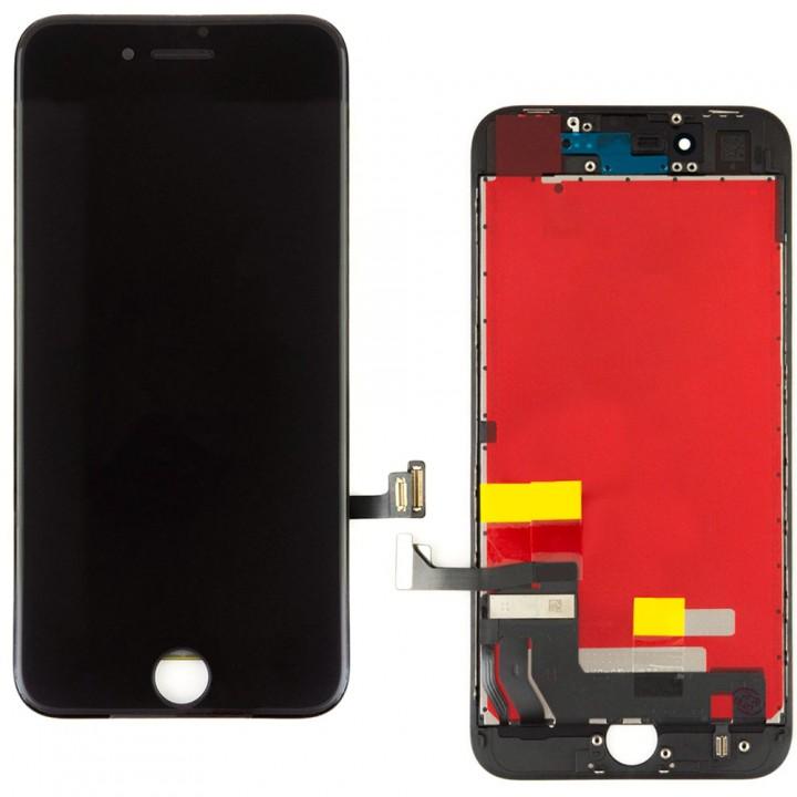 Дисплей iPhone 8 / SE (2020) с тачскрином (Black) On-Cell в рамке