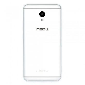 Задняя крышка для Meizu M5 Note (Silver)