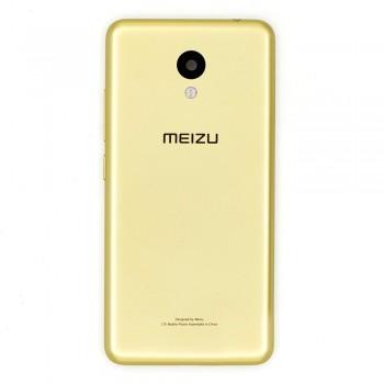 Задняя крышка для Meizu M5c (Gold)