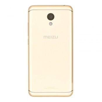 Задняя крышка для Meizu M6 (Gold)