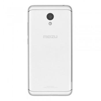 Задняя крышка для Meizu M6 (Silver)