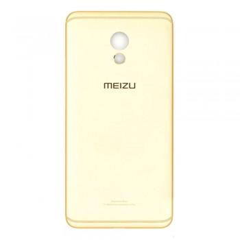Задняя крышка для Meizu Pro 6 Plus (Gold)