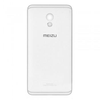 Задняя крышка для Meizu Pro 6 Plus (Silver)