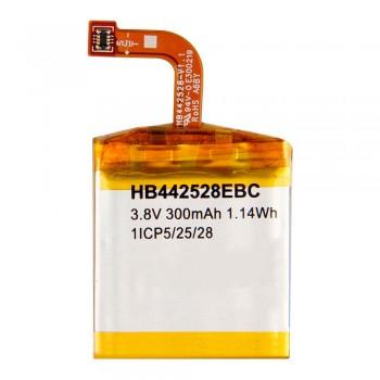 Аккумулятор Huawei HB442528EBC для Huawei Watch 1st generation (300 mAh) (Original PRC)