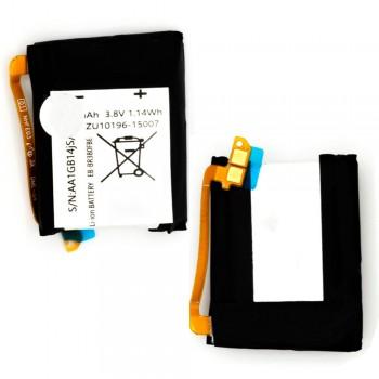Аккумулятор Samsung EB-BR380FBE для Samsung SM-R380 Gear 2 / SM-R381 Gear 2 Neo (300 mAh)