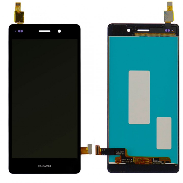Дисплей Huawei P8 Lite 2015 с тачскрином (Black)