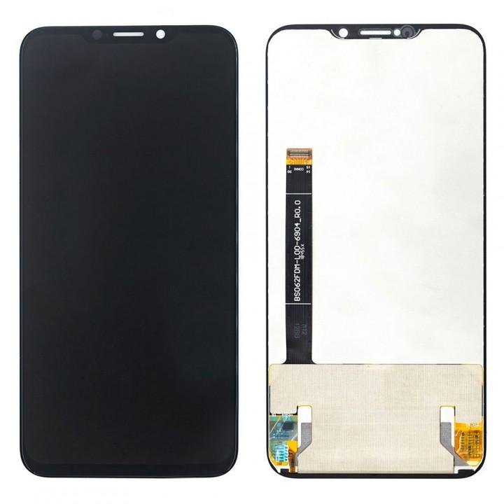Дисплей Meizu X8 с тачскрином (Black)