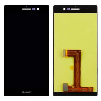 Дисплей Huawei Ascend P7 с тачскрином (Black)