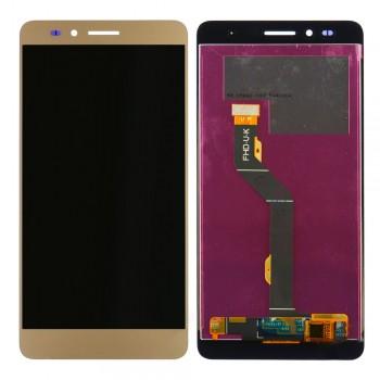 Дисплей Huawei GR5 2016 с тачскрином (Gold)