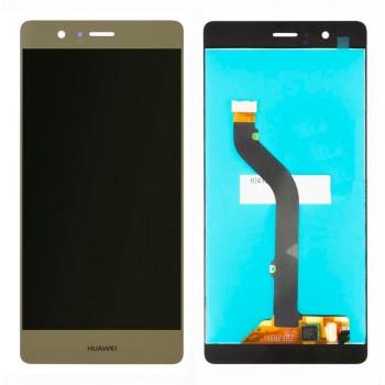 Дисплей Huawei G9 Lite / P9 Lite с тачскрином (Gold)