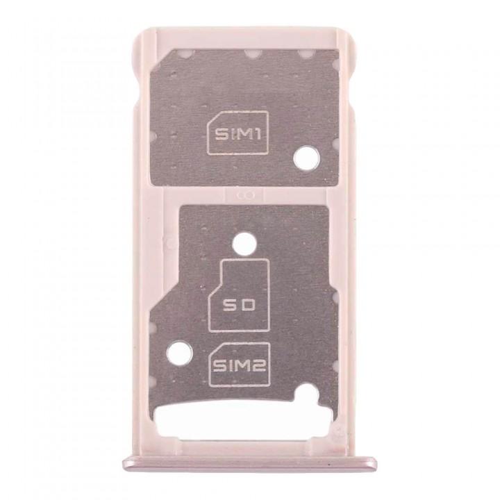 Держатель SIM-карты для Huawei Honor 7 Lite (Gold) (Original PRC)