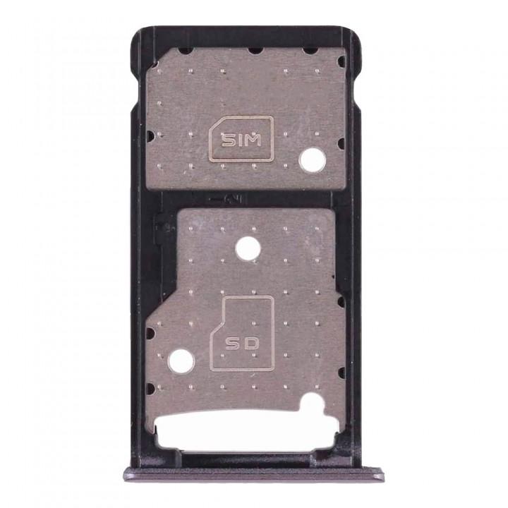 Держатель SIM-карты для Huawei Honor 7 Lite (Grey) (Original PRC)