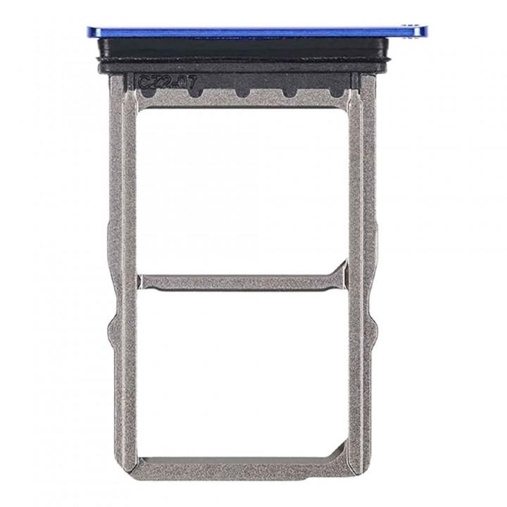 Держатель SIM-карты для Huawei Mate 20 (Midnight blue) (Original PRC)