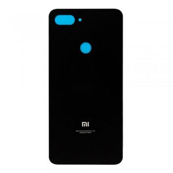 Задняя крышка для Xiaomi Mi 8 Lite (Black)