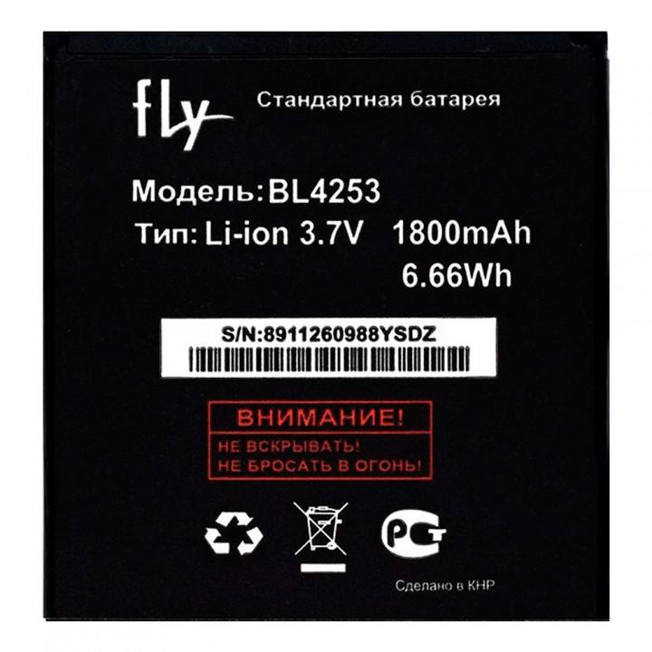 Аккумулятор Fly BL4253 для Fly IQ443 Trend (1800 mAh)