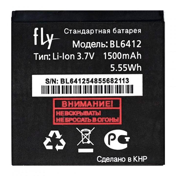 Аккумулятор Fly BL6412 для Fly IQ434 Era Nano 5 (1000 mAh)