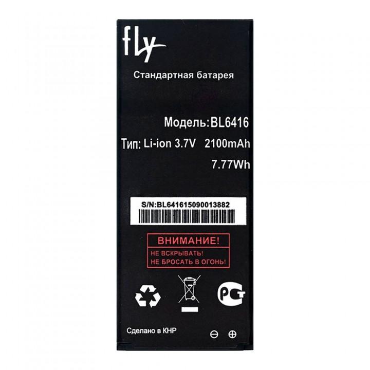 Аккумулятор Fly BL6416 для Fly FS551 Nimbus 4 Dual Sim (2100 mAh)