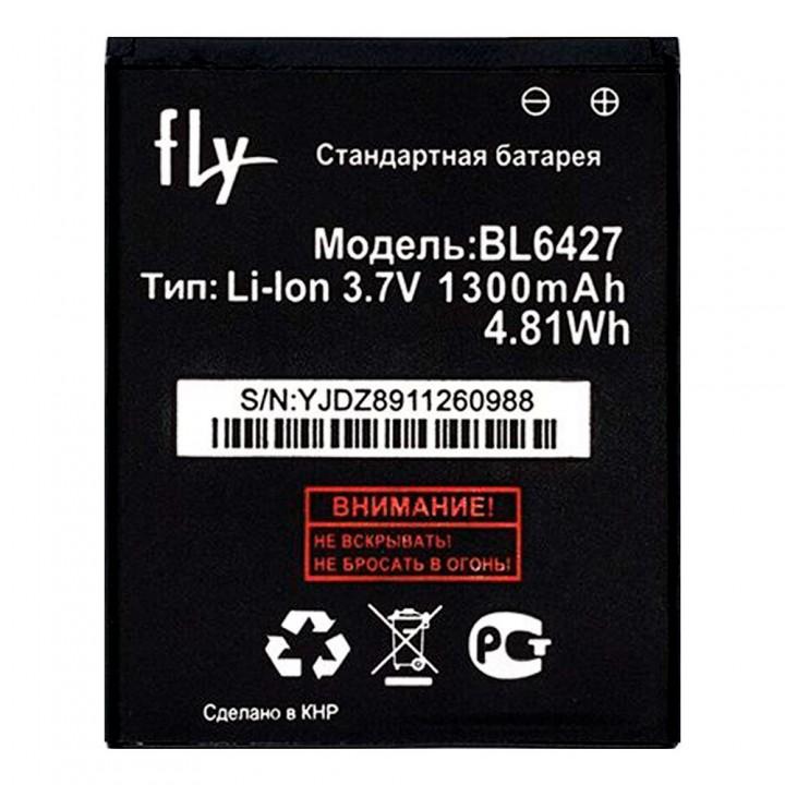 Аккумулятор Fly BL6427 для Fly FS407 Startus 6 (1300 mAh)