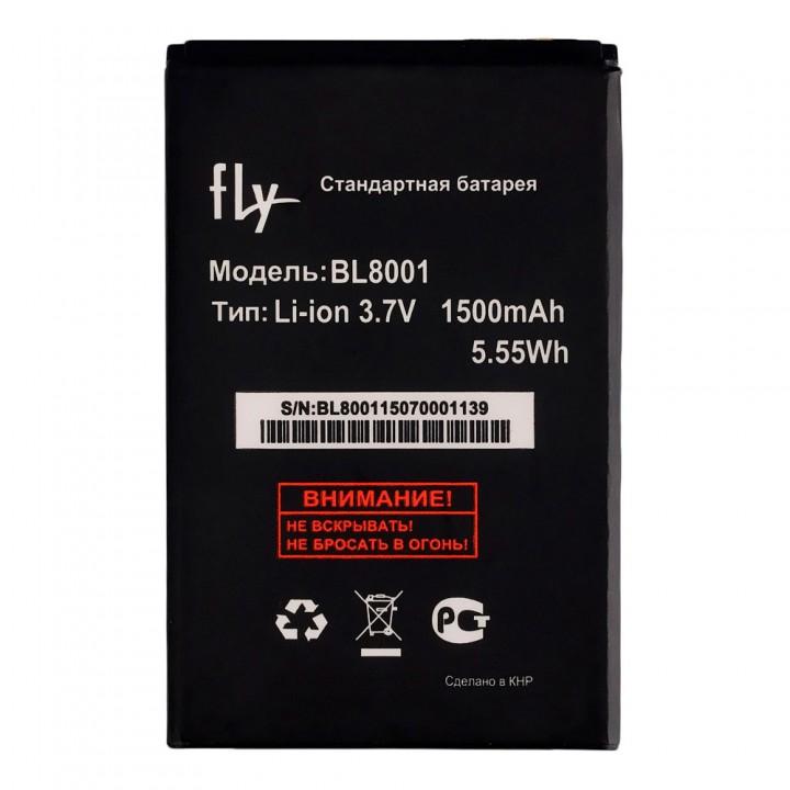 Аккумулятор Fly BL8001 для Fly IQ436 / IQ436i / IQ4490 (1500 mAh)
