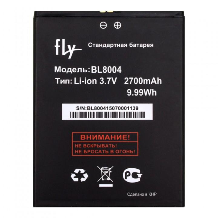Аккумулятор Fly BL8004 для Fly iQ4503 Quad ERA Life 6 (2000 mAh)