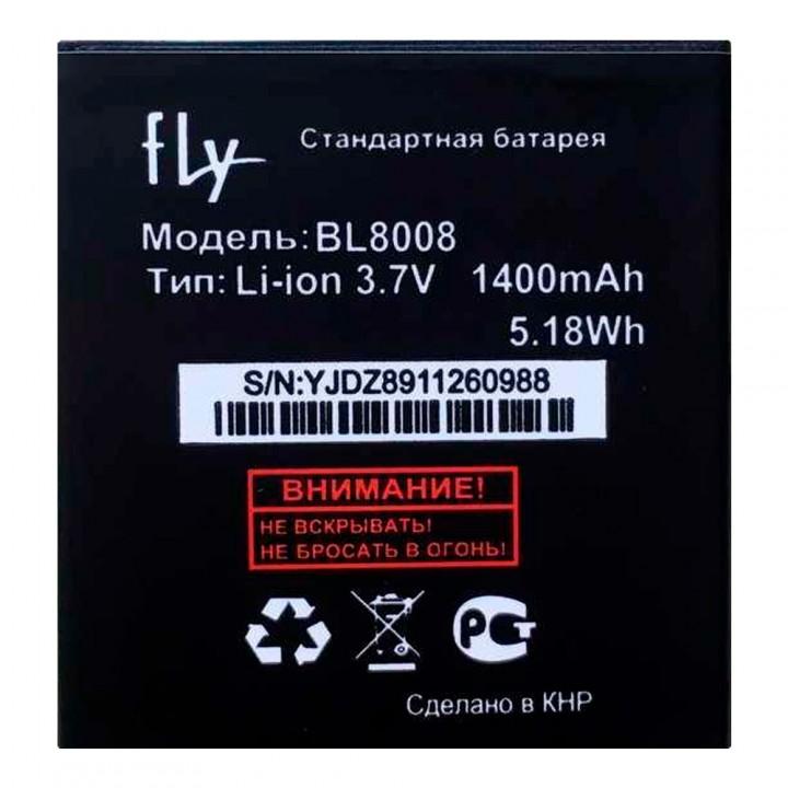 Аккумулятор Fly BL8008 для Fly FS401 Stratus 1 (1400 mAh)