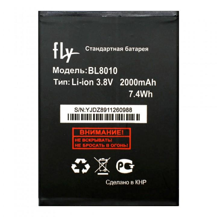 Аккумулятор Fly BL8010 для Fly FS501 Nimbus 3 (2000 mAh)