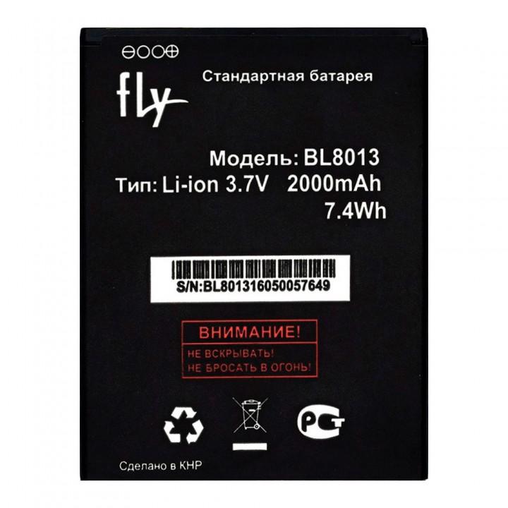 Аккумулятор Fly BL8013 для Fly FS506 Cirrus 3 (2000 mAh)