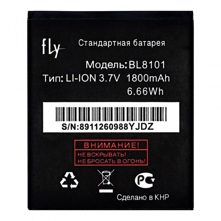 Аккумулятор Fly BL8101 для Fly IQ455 Octa EGO Art 2 (1800 mAh)
