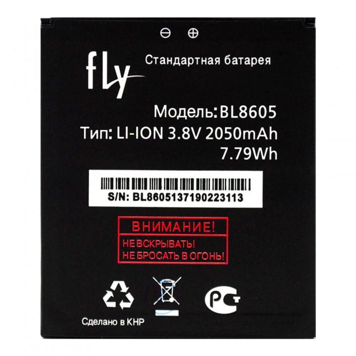 Аккумулятор Fly BL8605 для Fly FS502 Cirrus 1 (2050 mAh)