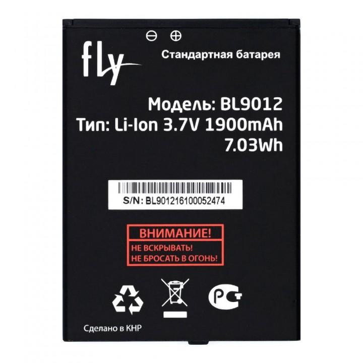 Аккумулятор Fly BL9012 для Fly FS508 Cirrus 6 / FS509 Nimbus 9 (1900 mAh)