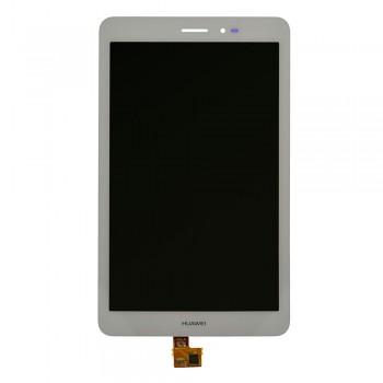 Дисплей Huawei MediaPad T1 8.0 S8-701U с тачскрином (White)