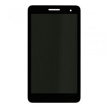 Дисплей Huawei MediaPad T1-701U с тачскрином (Black)