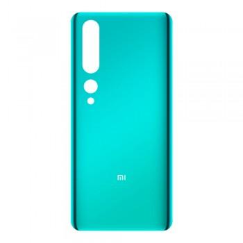 Задняя крышка для Xiaomi Mi 10 (Green)