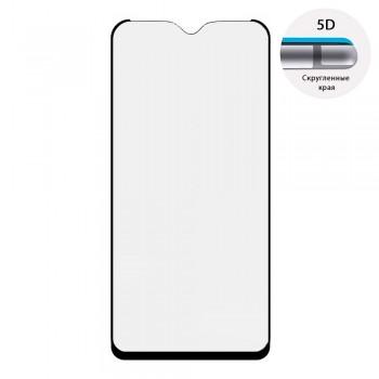 Защитное стекло 5D Full Glue для Samsung Galaxy A10s 2019 (Black)