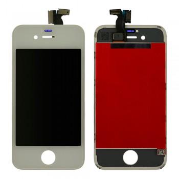 Дисплей iPhone 4 с тачскрином (White) Original PRC в рамке