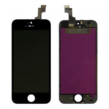 Дисплей iPhone 5c с тачскрином (Black) On-Cell в рамке