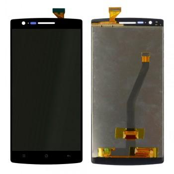 Дисплей OnePlus 1 (One) с тачскрином (Black)