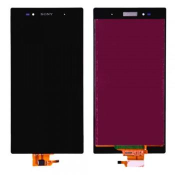 Дисплей Sony C6802 XL39h Xperia Z Ultra с тачскрином (Black)