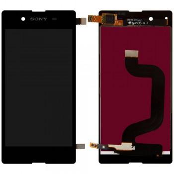 Дисплей Sony D2202 Xperia E3 с тачскрином (Black)