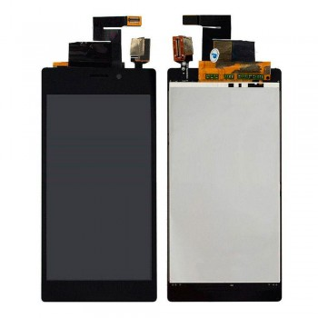 Дисплей Sony D2302 Xperia M2 Dual с тачскрином (Black)