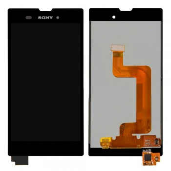 Дисплей Sony D5102 Xperia T3 с тачскрином (Black)