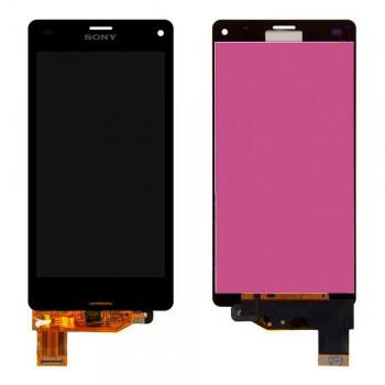Дисплей Sony D5803 Xperia Z3 Compact Mini с тачскрином (Black)