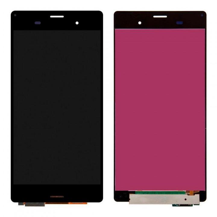 Дисплей Sony D6603 Xperia Z3 с тачскрином (Black) Original PRC