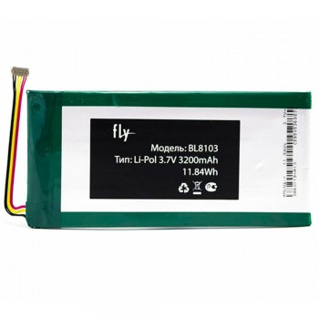 Аккумулятор Fly BL8103 для Fly Flylife Connect 7 3G / Flylife Connect 7 3G 2 (3200 mAh)