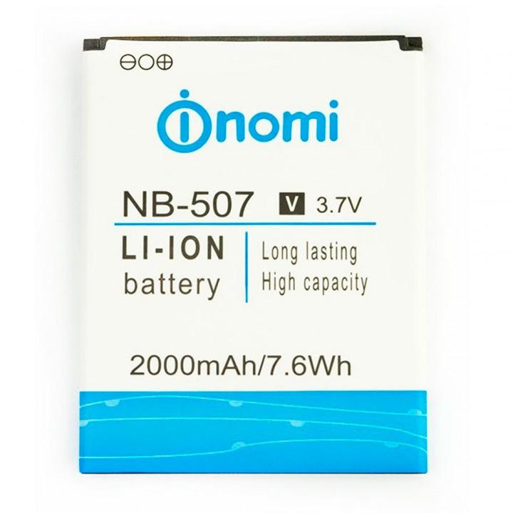 Аккумулятор Nomi NB-507 для Nomi i507 (2000 mAh)