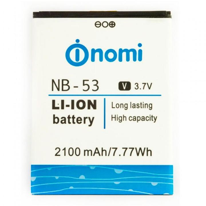 Аккумулятор Nomi NB-53 для Nomi i502 (2100 mAh)