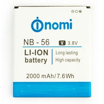 Аккумулятор Nomi NB-56 для Nomi i503 (2000 mAh)