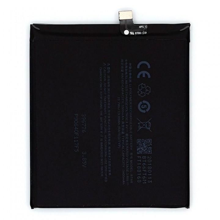 Аккумулятор BT66 для Meizu Pro 6 Plus (3400 mAh)