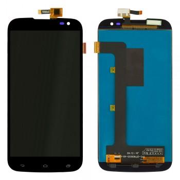Дисплей Gigabyte GSmart Saga S3 с тачскрином (Black)